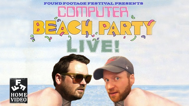 Computer Beach Party Live!