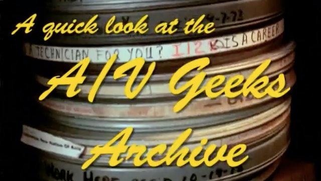 A/V Geeks Intro Trailer
