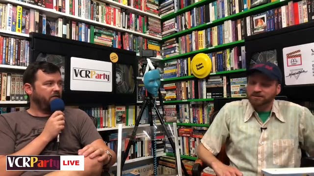 VCR Party Live!: Ryan Dillon and Pupp...