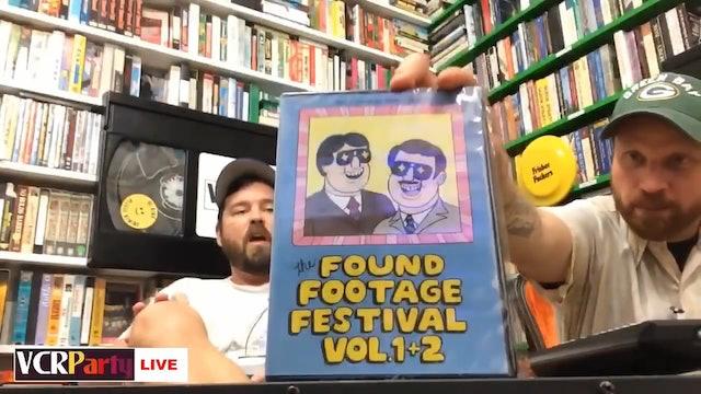 VCR Party Live!: Rejuvenique Game Show (Ep. 22)