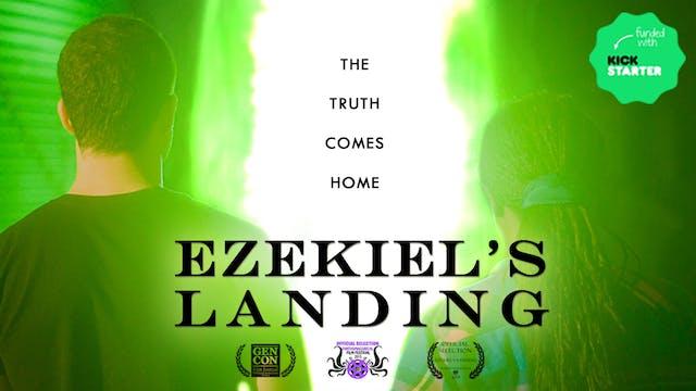 Ezekiel's Landing - Indie Sci-Fi Thriller