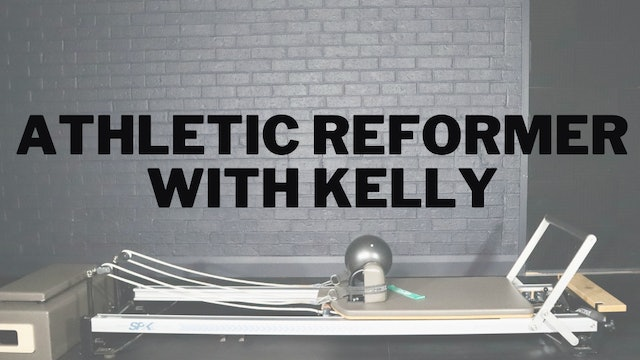 Athletic Reformer With Kelly