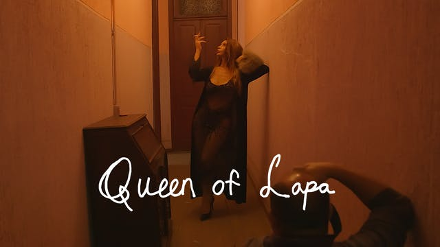 Alternative Library Presents: Queen of Lapa