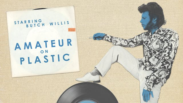Blue Bonnet Records Presents AMATEUR IN PLASTIC