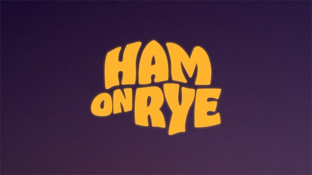 Zeitgeist Theatre Presents Ham on Rye