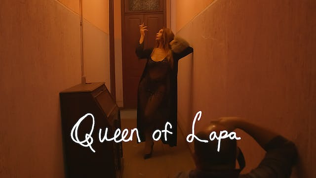 Museum of the Moving Image Presents: Queen of Lapa