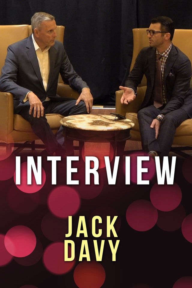 Interview with Jack Davy