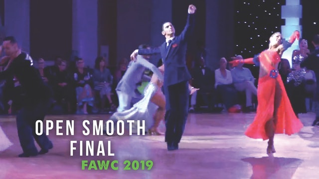 Open Smooth Final FAWC 2019