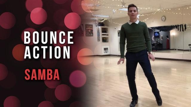 Bounce Action - Samba
