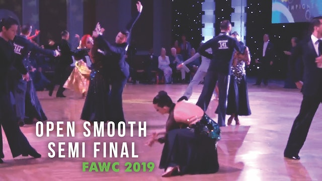 Open Semi Final Smooth FAWC 2019