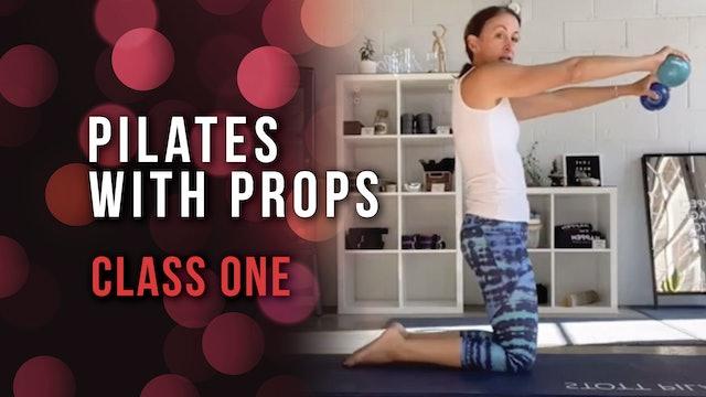Pilates with Props - Class 1: Essential Mat Class