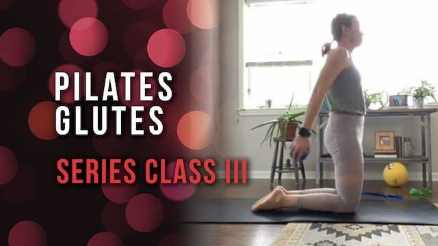 Pilates Glutes Series Class 3