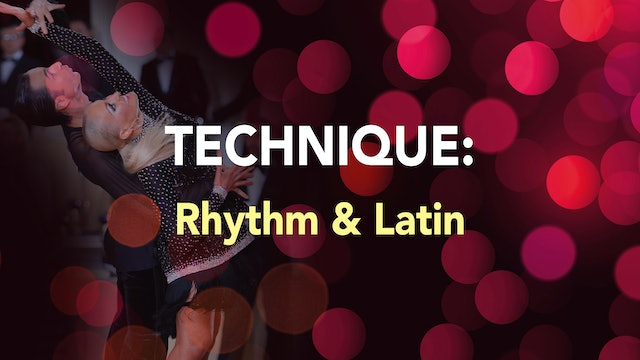 TECHNIQUE: Rhythm & Latin