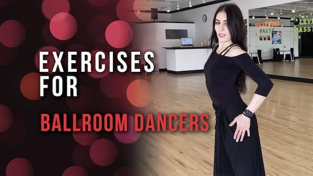 Exercises For Ballroom Dancers
