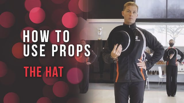 Using Props - The Hat