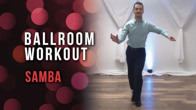 Ballroom Workout Samba
