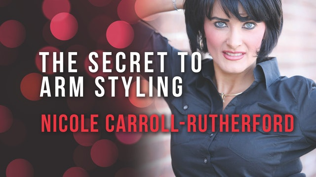 The Secret To Arm Styling