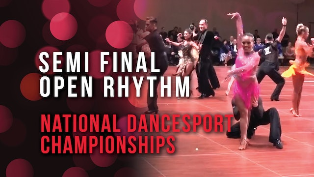 Open Rhythm Semi Final - NDC 2017