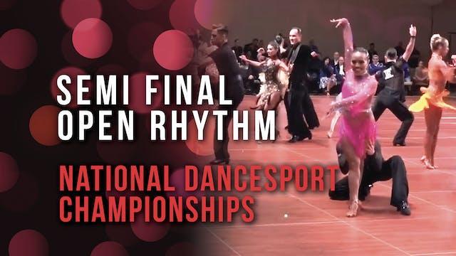 Open Rhythm Semi Final - NDC 2017