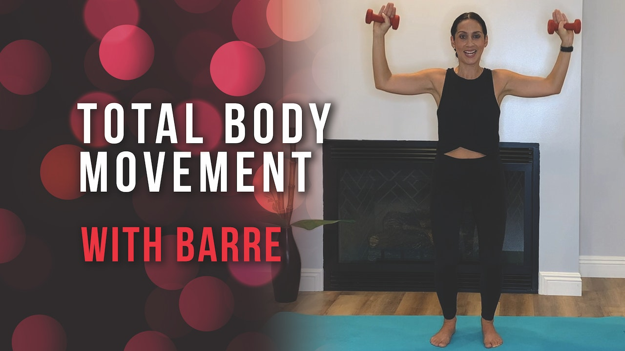 Total Body Workout with Barre