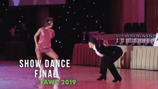 Show Dance FAWC 2019