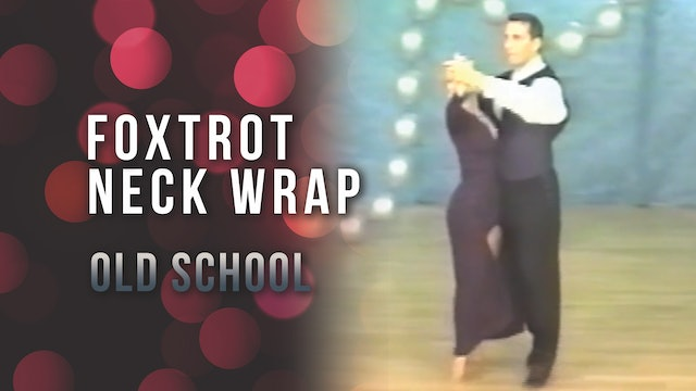 Foxtrot - Neck Wrap