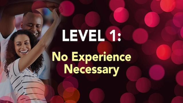 LEVEL 1 - No Experience Necessary