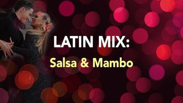 LATIN MIX: Salsa & Mambo