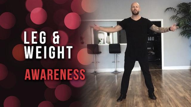 Leg Weight Awareness