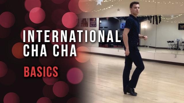 International Cha Cha Basics
