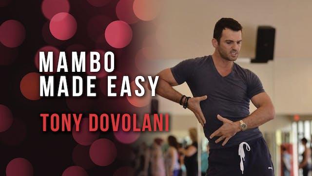 Tony Dovolani - Mambo