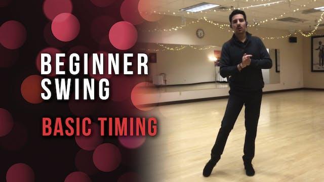 Beginner Swing - Basic Timing