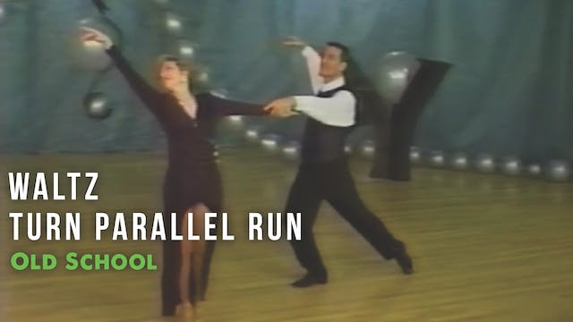 Waltz - Turn Parallel Run - Timing
