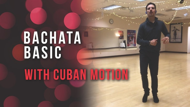Bachate Basic with Cuba Motion