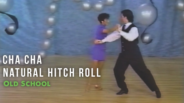 Cha Cha - Natural Roll Hitch - Performance