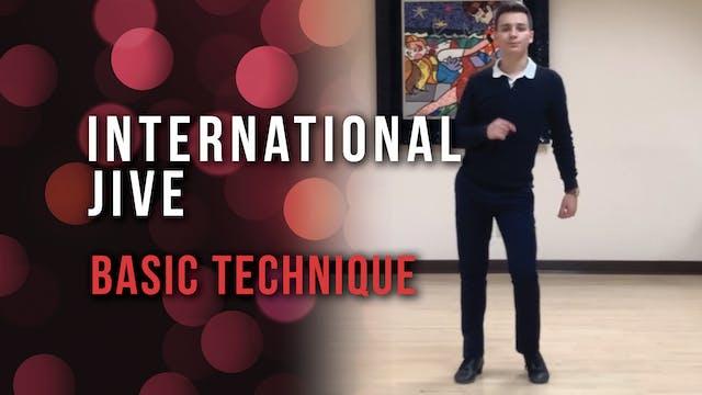 International Jive - Basic Technique