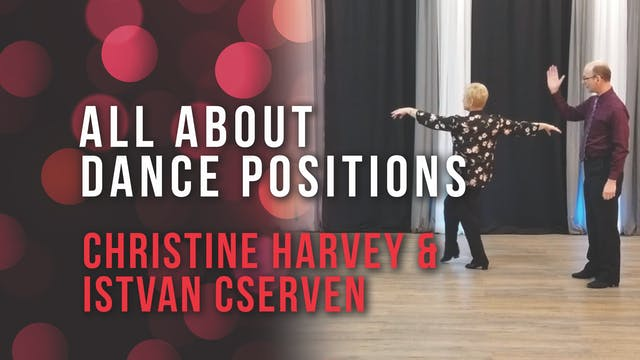 All About Dance Positions