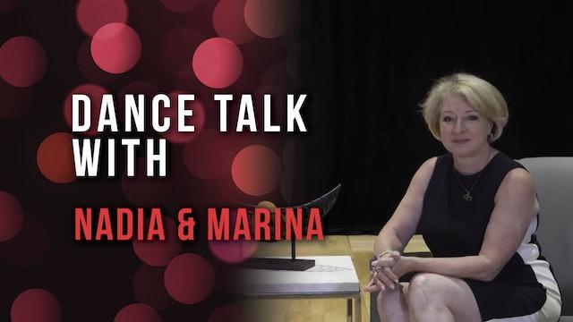 Dance Talk with Nadia & Marina