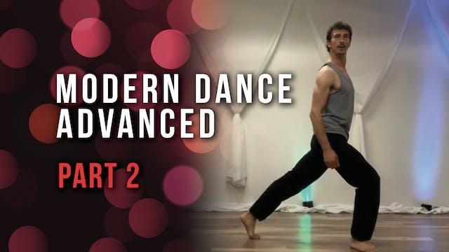 Modern Dance Advanced - Part 2