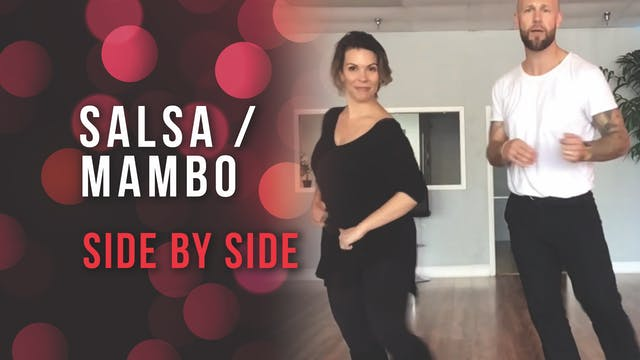 Salsa/Mambo Side by Side