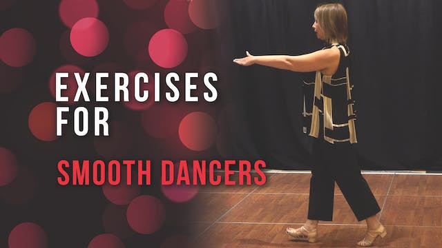 Exercises for Smooth Dancers