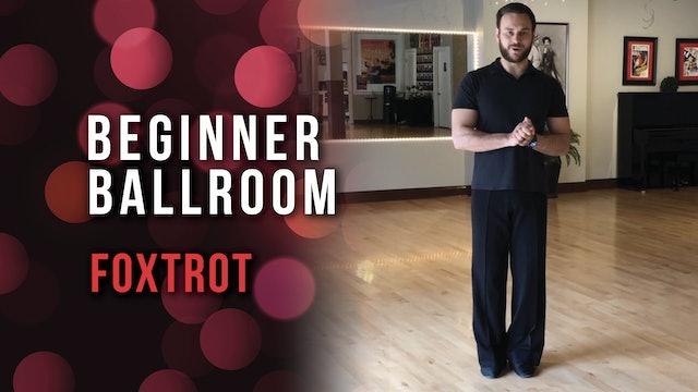 Beginner Ballroom: Foxtrot