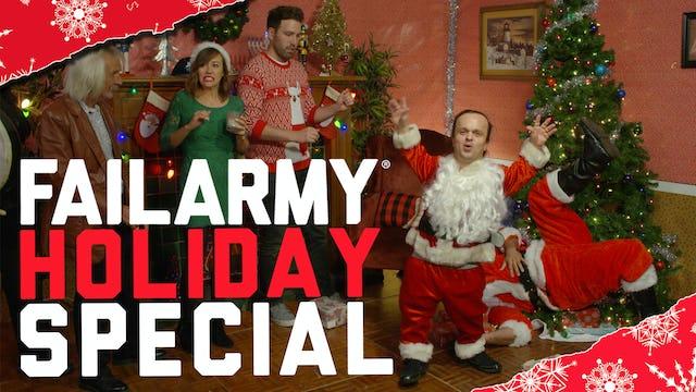 FailArmy Holiday Special