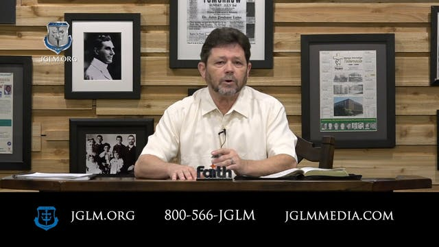 John G Lake Ministries (10-23-2020)