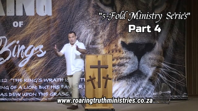 Roaring Truth Ministries (08-30-2020)