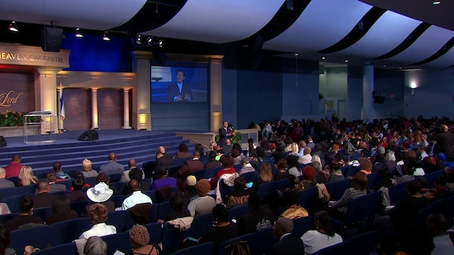 Believer's Walk Of Faith (12-01-2020)