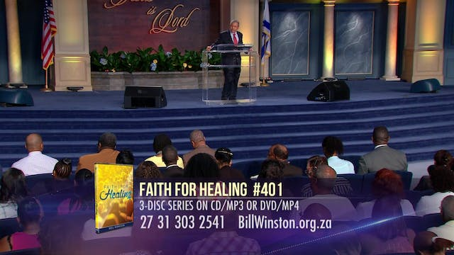 Believer's Walk Of Faith (02-03-2021)