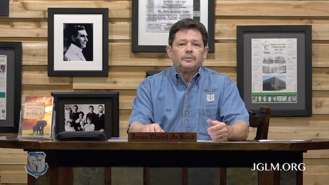 John G Lake Ministries (06-23-2020)