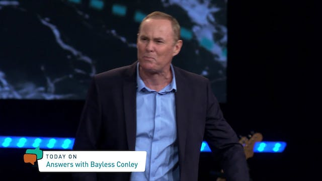 Answers With Bayless Conley (05-29-20...