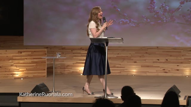 Katherine Ruonala Ministries (04-21-2...